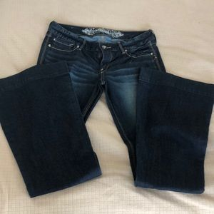 New without tags Express jeans size 4 flare